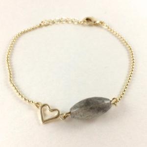 Armband-met-kwarts-grijze-edelstenen-armband