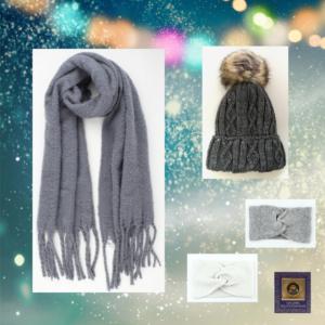Fashion Box Cozy Winter Grey