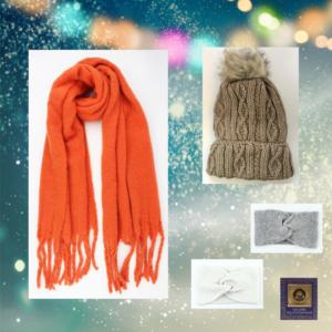 Fashion Box Cozy Winter Orange