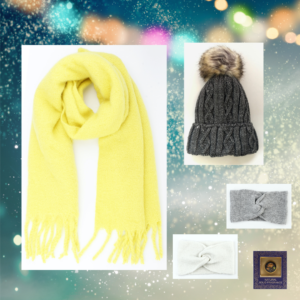 Fashion Box Cozy Winter Yellow